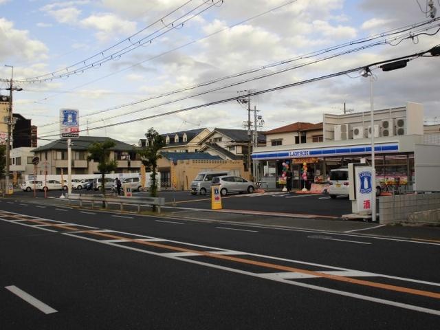 ローソン岸和田加守町三丁目店