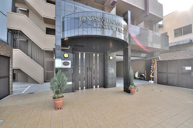 ディナスティ東大阪センターフィールド 素敵なエントランスがあなたを毎日出迎えてくれます。