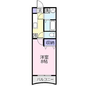 アルティエーレ3階Fの間取り画像