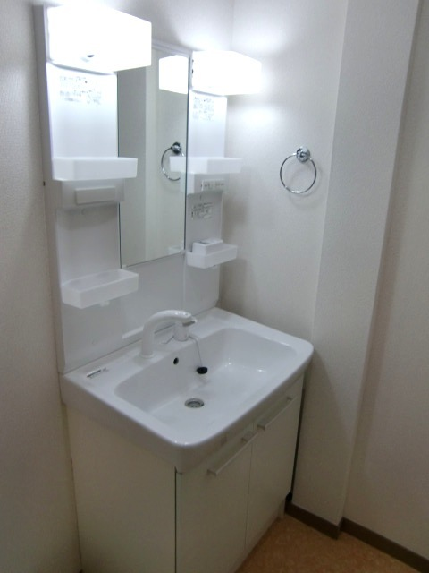 メゾンベルビュー洗面所