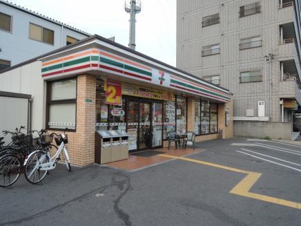 ニッコープラザ平野 セブンイレブン大阪加美北2丁目店