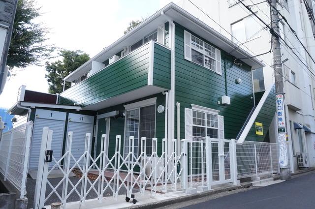 マイヨ・ジョーヌ中野外観