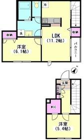 ベルハウス 101号室