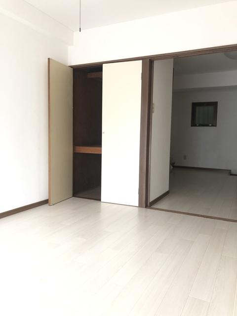 楓マンション居室