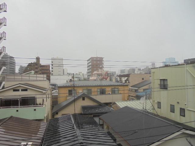 横浜橋TKビル景色