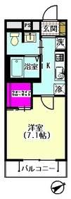 グランベルドール 205号室