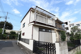 新堀中村邸の外観画像