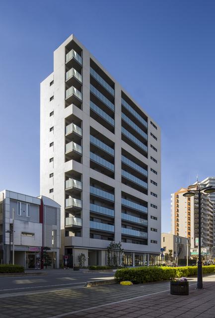 パークアレー川口の外観画像