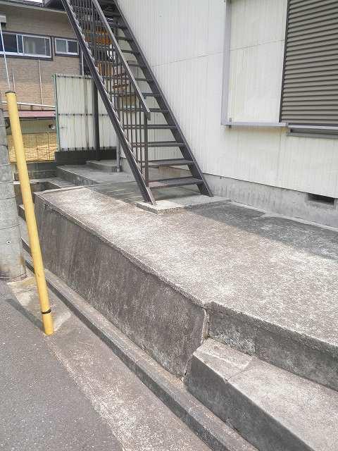 原田ハイツ駐車場