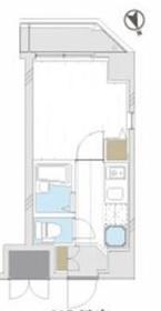 グランヴァン横濱ビアンコーヴォ6階Fの間取り画像