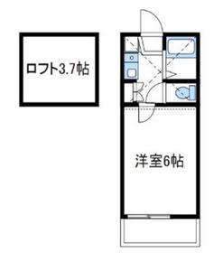 ピュア相模台Ⅰ1階Fの間取り画像