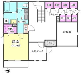 (仮)大森南1丁目メゾン 101号室