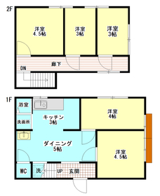 書海ハウス 202号室