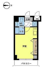 スカイコート両国壱番館5階Fの間取り画像