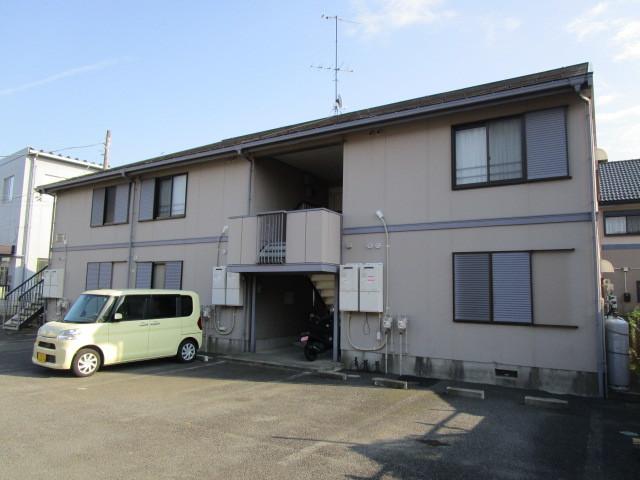 本厚木駅 バス15分「下戸田」徒歩2分外観