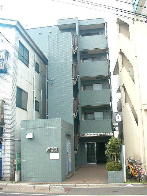 スカイコート西川口第9の外観画像