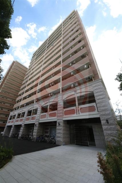 大阪市浪速区浪速西1丁目の賃貸マンションの外観
