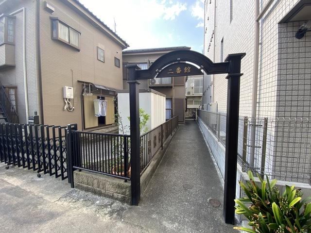 新川崎駅 徒歩5分エントランス