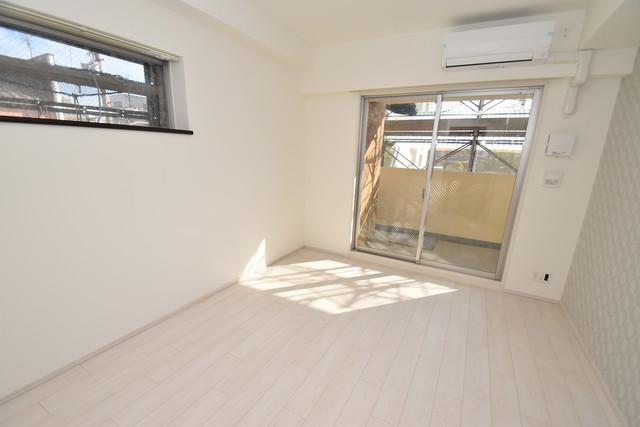 スプランディッド北巽 朝には心地よい光が差し込む、このお部屋でお休みください。