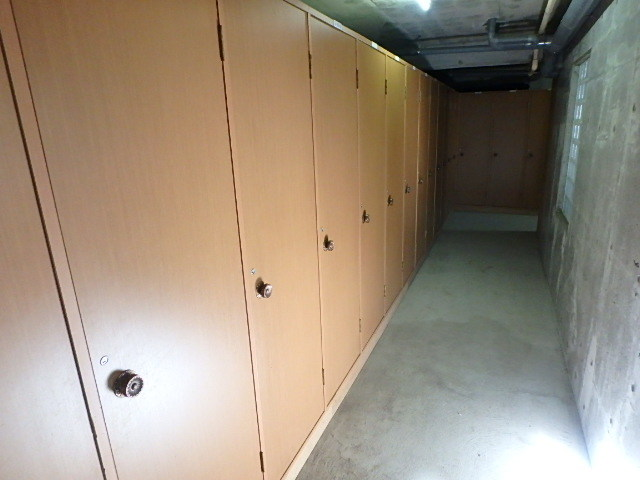 グリーンゲーブルス 2番館共用設備