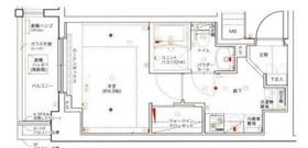 リライア浅草2階Fの間取り画像