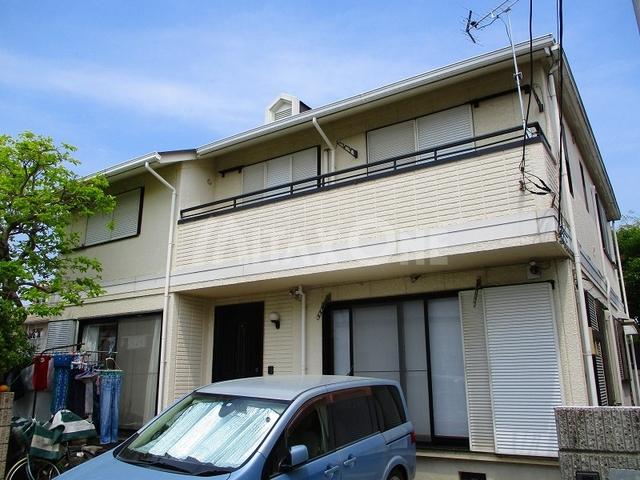 澤田邸アパートの外観外観
