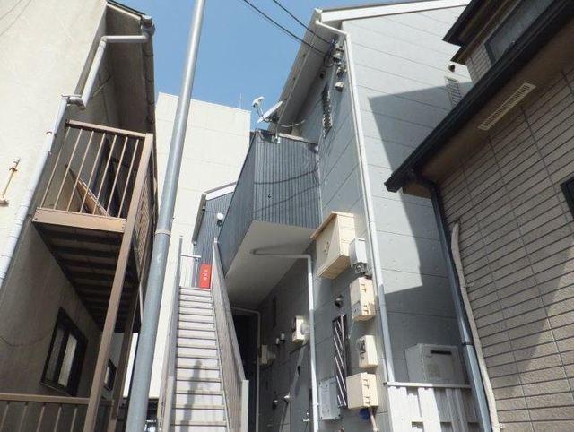 G・Aヒルズ阪東橋の外観画像