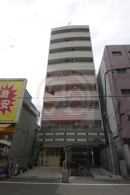 大阪市浪速区敷津西1丁目の賃貸マンション