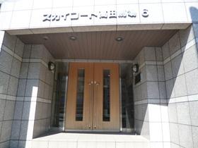 スカイコート高田馬場第6エントランス