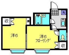 PAO 5A棟1階Fの間取り画像