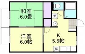 サンライフ倉敷 B2階Fの間取り画像