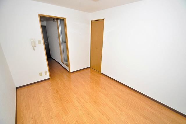 オーナーズマンション菱屋西 ゆとりのあるベッドルームで快適な睡眠をとってくださいね。