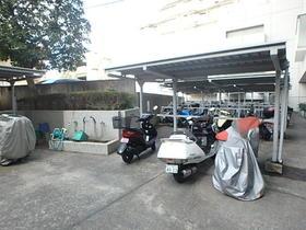 ザ・スクエア駐車場