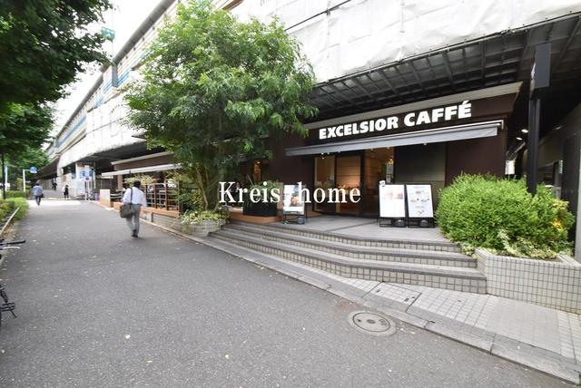 ガーラ・プレシャス神宮外苑[周辺施設]飲食店