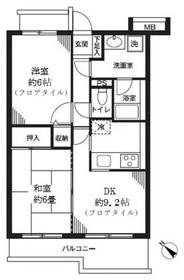 大泉学園駅 徒歩37分2階Fの間取り画像