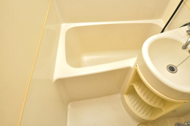 ハイグレード巽 コンパクトですが洗面もあるのがうれしいですね。