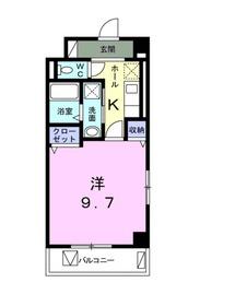 ラルミエール3階Fの間取り画像