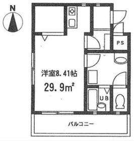 TSUTSUJI-SO2階Fの間取り画像