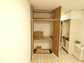 収納※モデルルーム仕様、小物等は設備に含まれません。