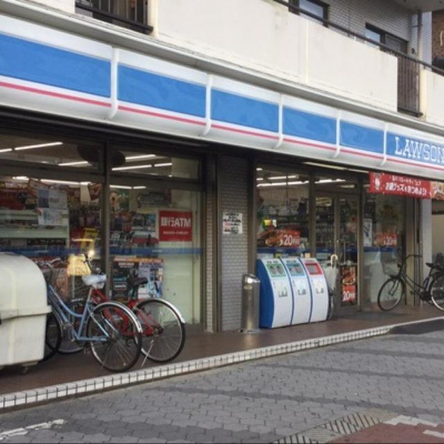 ローソンOSL北加賀屋駅店
