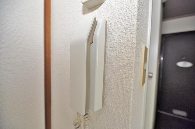 アリタマンション長瀬 来客はこちらで確認してから出て下さいね。安全第一