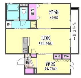 ロイズ ブルー 205号室