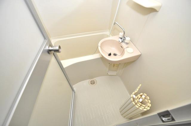ヴィラサンライフ ゆったりサイズのお風呂は落ちつける癒しの空間です。