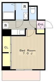 アイヴィヒルズ3階Fの間取り画像
