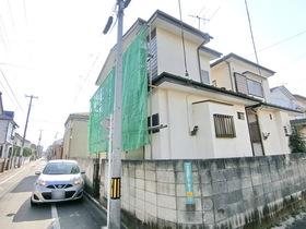 小田貸家の外観