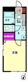 メゾンK 104号室