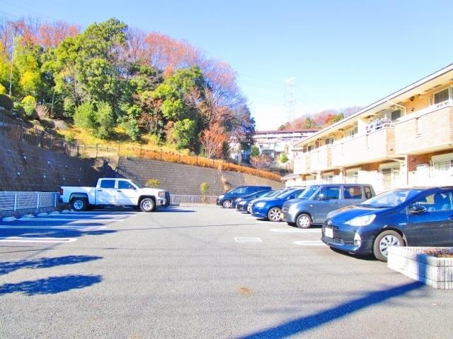 ルボア1駐車場