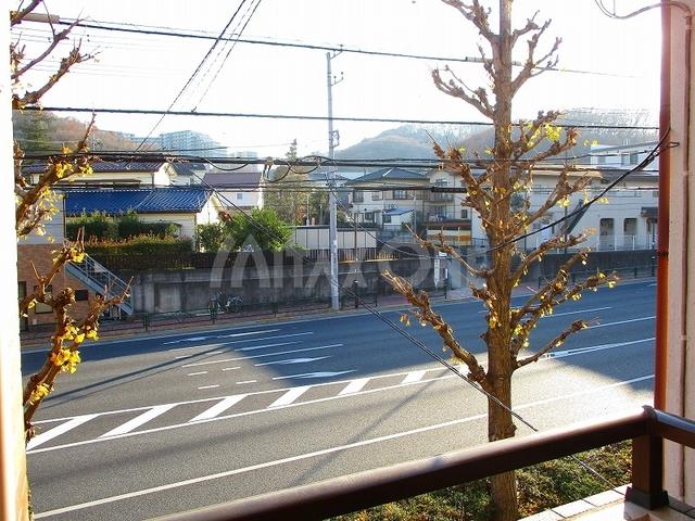 稲城蔵ビル景色