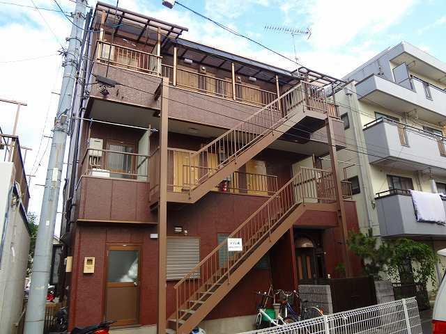 和田町駅 徒歩2分外観