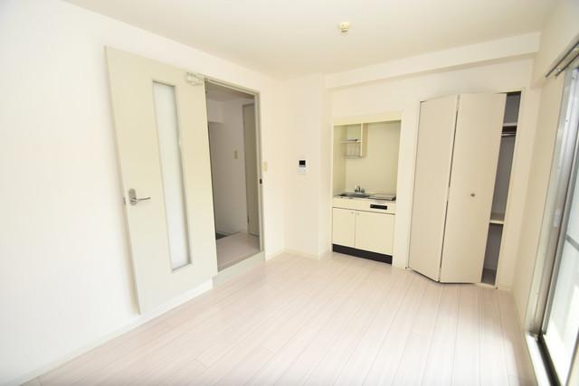 イスタナ・フセ シンプルな単身さん向きのマンションです。